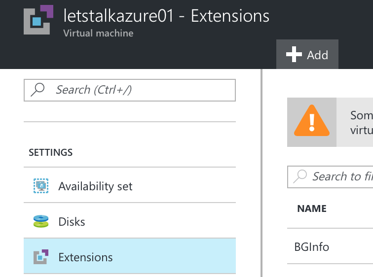 Customize your Azure VMs with Custom Script Extensions
