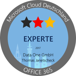 MCD Experte O365